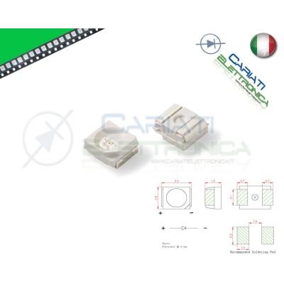 10 pz Led smd 3528 VERDE PLCC PLCC2 Alta Luminosità 5,50 €