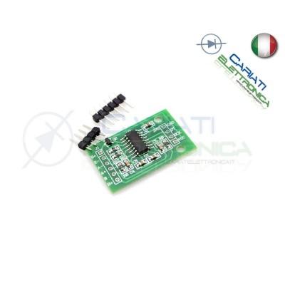 Convertitore ADC HX711 cella di carico bilancia sensore peso
