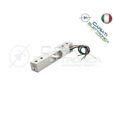 Cella di carico 1Kg bilancia sensore peso arduino pic