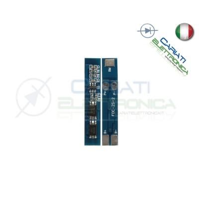 Bms per 2 batterie 18650 Circuito di protezione Litio Li-ion PCB battery 7.4V 3A Generico