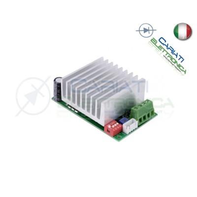 Scheda Driver Controller TB6600 4.5A CNC singolo asse motore passo passo Generico