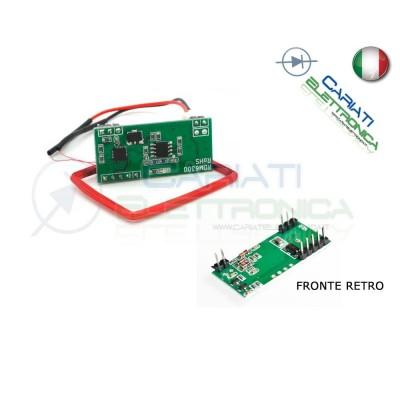 125KHZ EM4100 RFID Card Read Modulo Scheda Bordo RDM6300 UART Arduino  9,00€