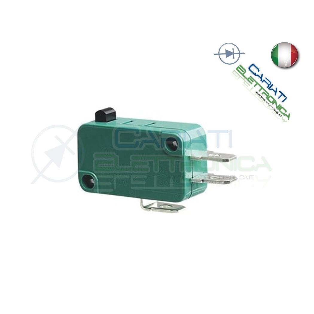 Microswitch Pulsante Fine Corsa Micro Switch 16A 250Vac