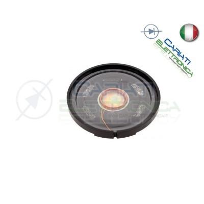 Altoparlante speaker cassa in mylar 250mW 8Ω 82dB 40mm
