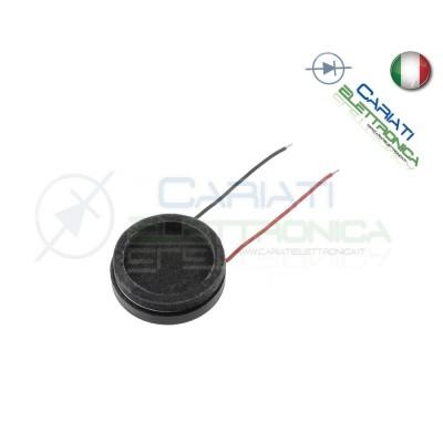 Altoparlante speaker cassa in mylar 0.5W 8Ω 100÷20000Hz 15mm