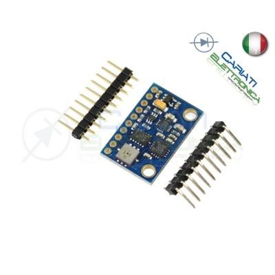 Modulo GY-80 IMU 10DOF con sensori L3G4200D ADXL345 HMC5883L BMP085