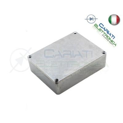 1 PEZZO Contenitore metallico in Alluminio 145x121x39 mm compatibile 1590XX 11,99 €
