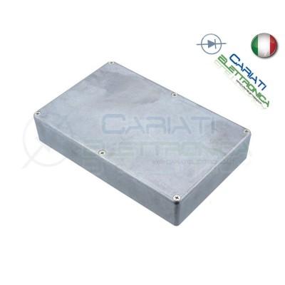 1 PEZZO Contenitore metallico in Alluminio 187x119x37 mm compatibile 1590XX 12,99 €
