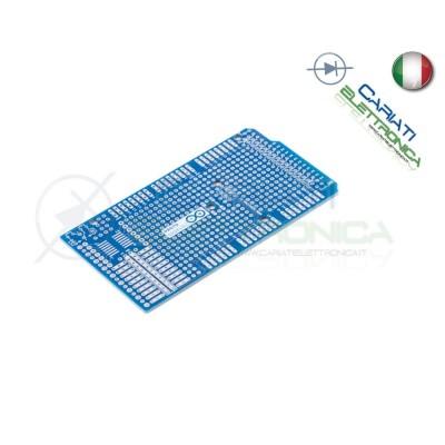 Scheda per ARDUINO MEGA 2560 proto shield basetta millefori PCB Arduino
