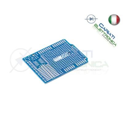 Scheda per ARDUINO UNO REV3 proto shield basetta millefori PCB Arduino 3,60€