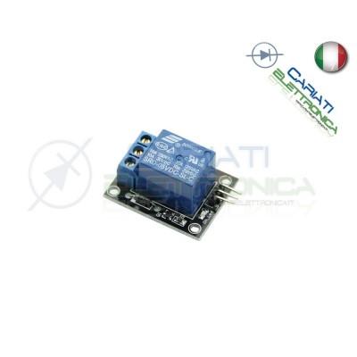 Scheda 1 relè 5Vdc modulo relay arduino shield