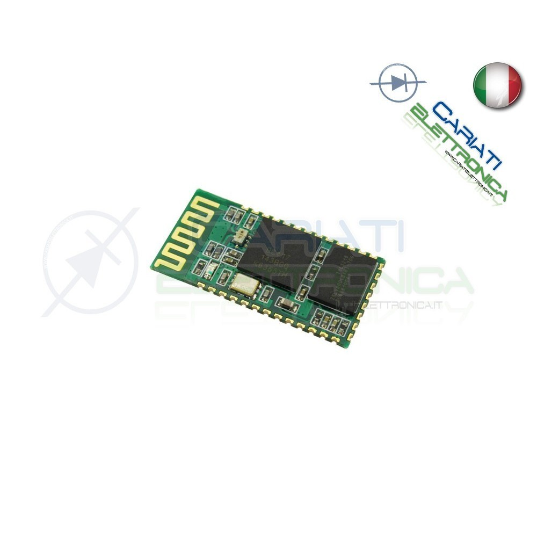 HC-06 modulo Bluetooth Transceiver Host Slave/Master Module Arduino  6,49€