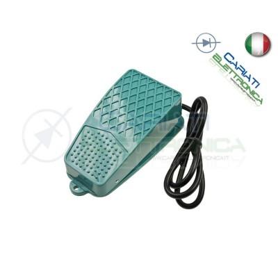 Interruttore SPDT a pedale con cavo da 1m 250V 10A pedeal foot switch 10,90 €