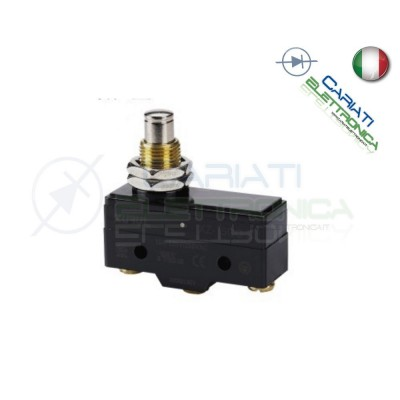 Microswitch Pulsante Fine Corsa Micro Switch SPDT 15A 250Vac