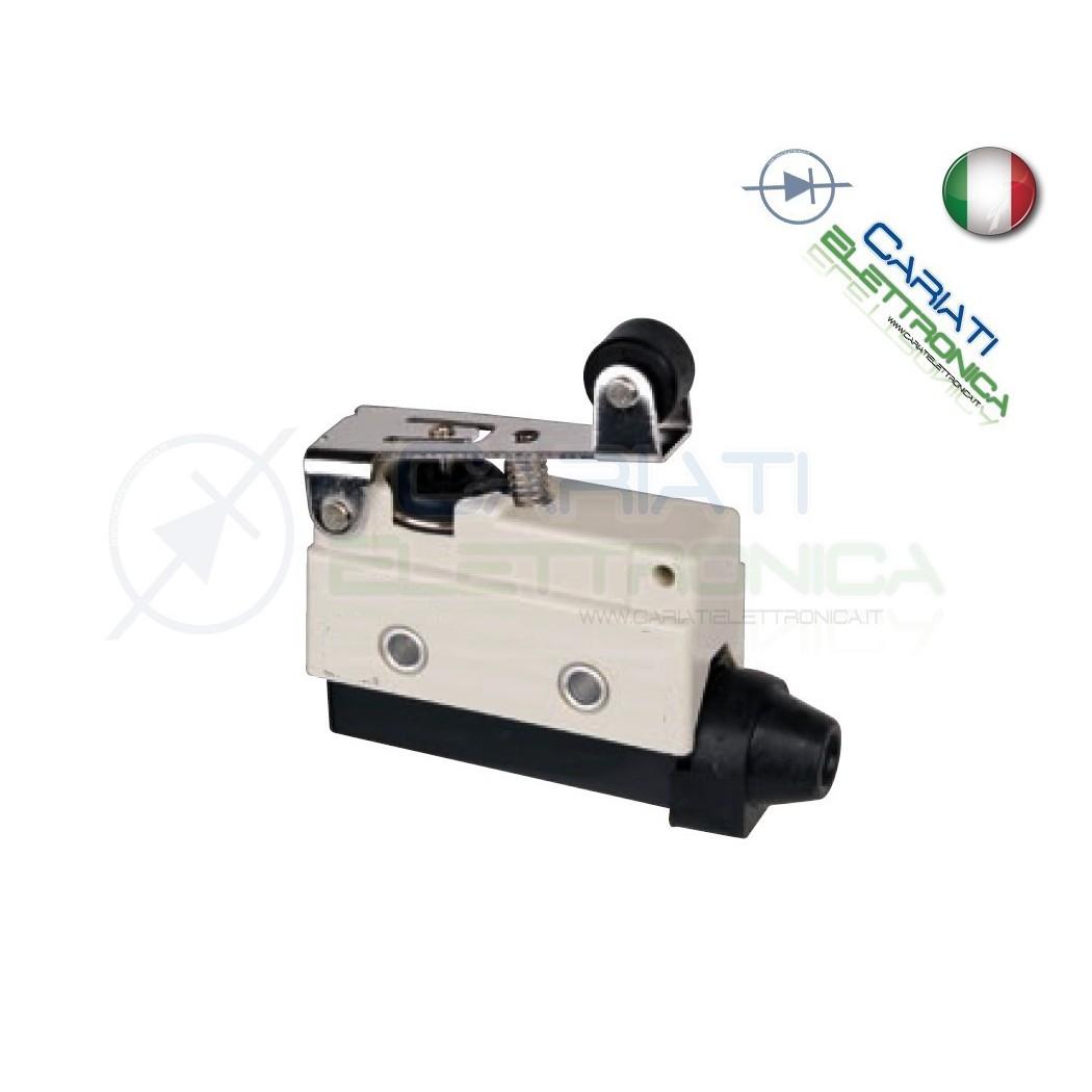 Microswitch Pulsante Fine Corsa Micro Switch SPDT a leva 10A 250V 5,00 €