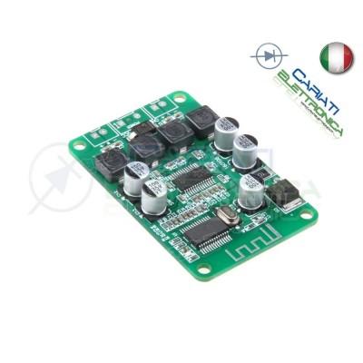 SCHEDA MODULO AMPLIFICATORE STEREO TPA3110 2x15 W Bluetooth Audio Musica