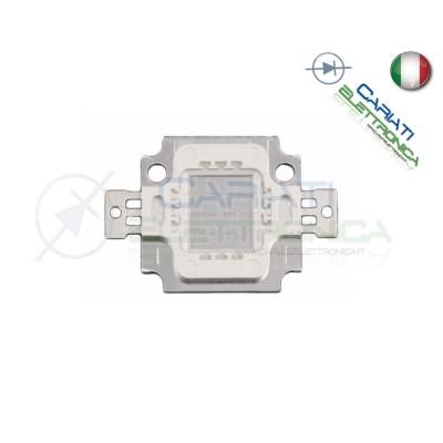 Led Power BLU 10W 10 Watt 9-12V 1A 450-490nm