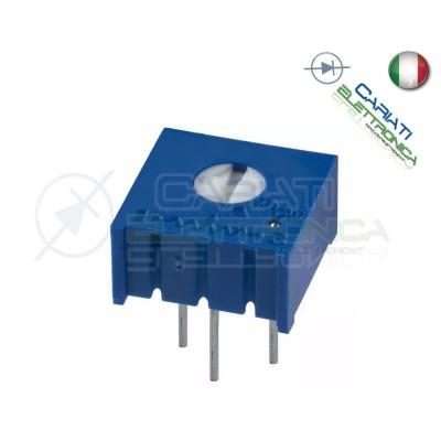 2 pezzi Potenziometro Trimmer 3386P 50 ohm 50ohm 1,00 €