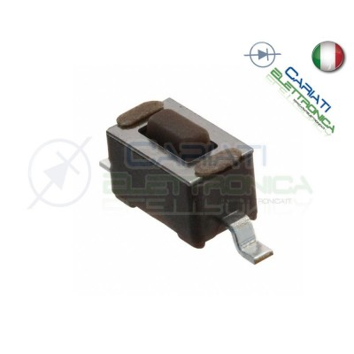 50 PEZZI MINI MICRO PULSANTE 6x3x4.3 mm PCB Tactile Switch 5,00 €