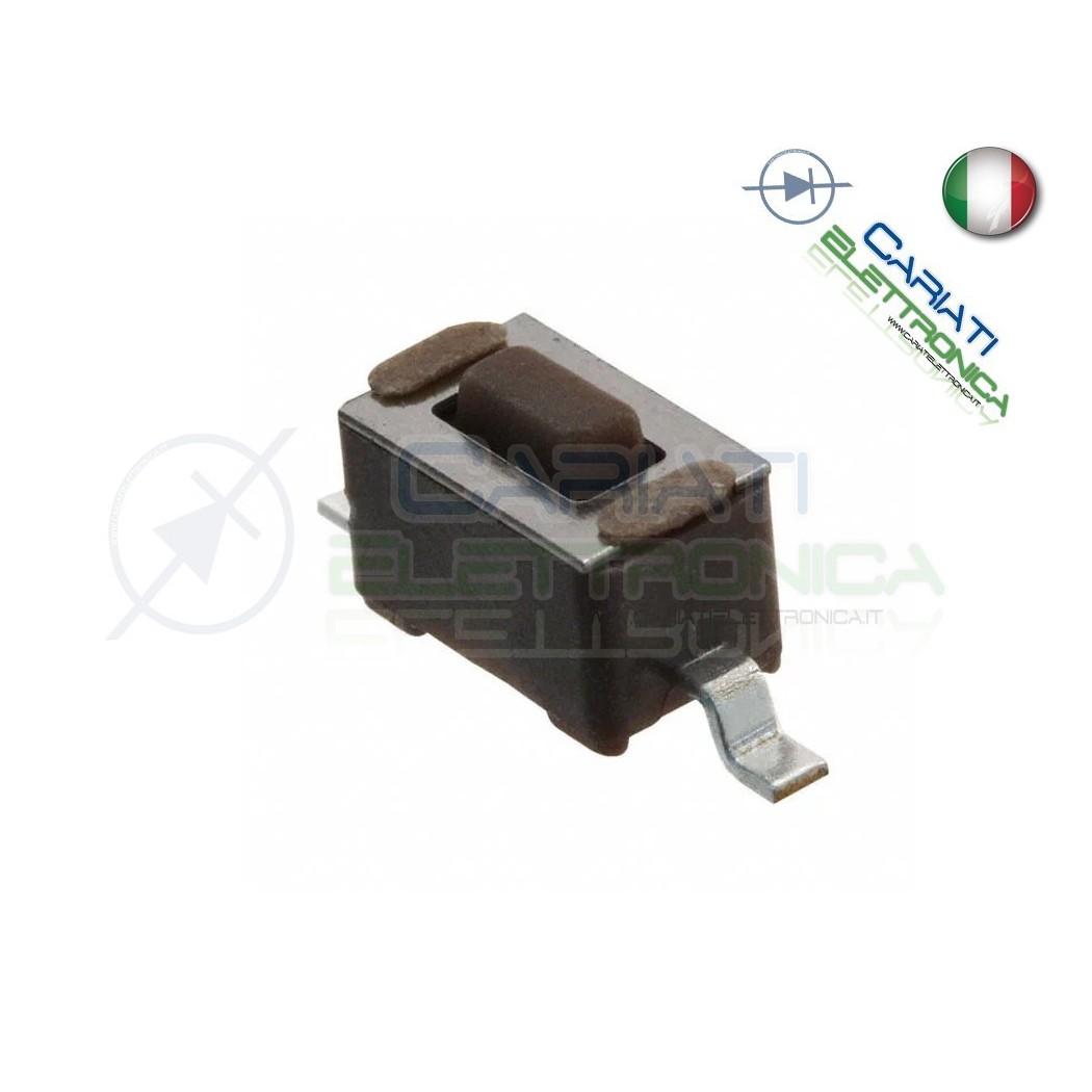 10 PEZZI MINI MICRO PULSANTE 6x3x5 mm PCB Tactile Switch  1,30€