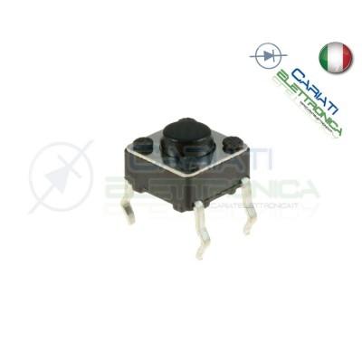 50 MINI MICRO PULSANTE 4.5X4.5X3.8 mm PCB Tactile Switch 6,00 €
