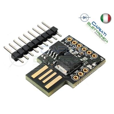 Modulo compatibile Digispark Kickstarter USB con ATTiny85 Arduino IDE Generico