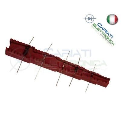 Barra Piega Terminali componenti elettronici resistenze diodi componenti assiali Generico