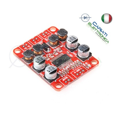 TPA3110 Amplificatore di potenza digitale 2X15 W due canali
