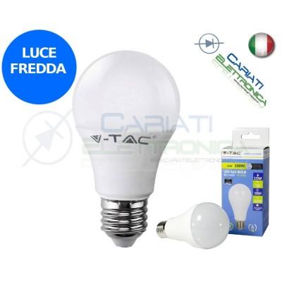 LAMPADA LAMPADINA LED V-TAC E27 15W VT-2015 LUCE FREDDA 1500Lm 6400k SKU 4455