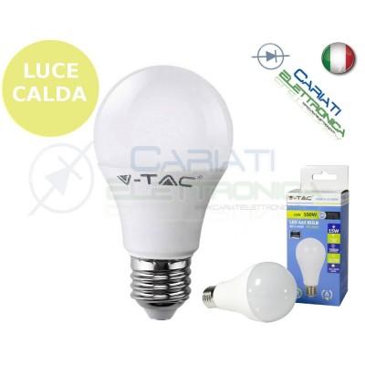 LAMPADA LAMPADINA LED V-TAC E27 15W VT-2015 LUCE CALDA 1500Lm 2700k SKU 4453 3,90 €