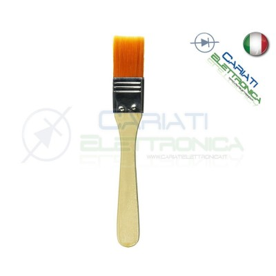 Pennello piatto 132x12mm elettronica