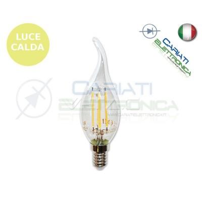 LAMPADA LAMPADINA LED V-TAC E14 4W VT-1997 LUCECALDA 400Lm 2700k SKU 4302 3,40 €