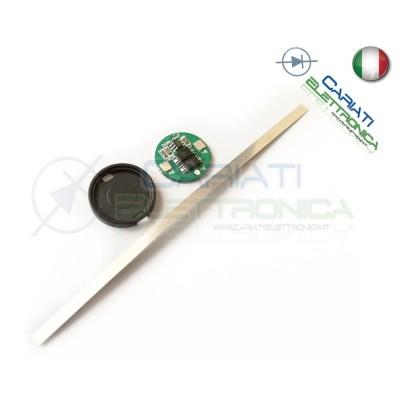 Circuito di protezione per 1 batteria 18650 Litio Li-ion PCB battery 1,00 €