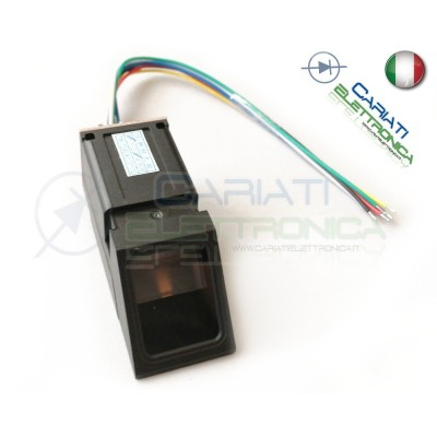 Lettore impronte digitale as-608 Fingerprint arduino Generico
