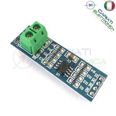 Convertitore RS485 TTL MAX485 Shield per Arduino Pic RS 485