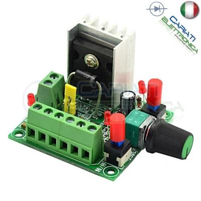 Driver Controller regolazione velocità Motore NEMA Pulse Signal Generator
