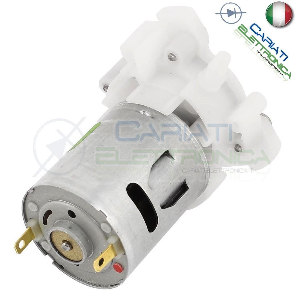 Micro pompa rs 360sh rs360sh per liquidi acqua acquario for Pompa per acquario tartarughe
