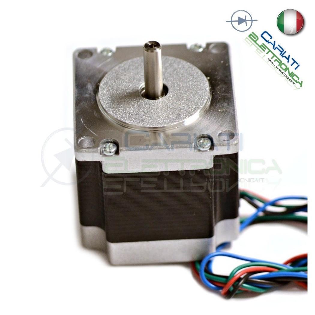 Nema23 Motore Stepper Motor 1,26 Nm 56mm Passo Passo CNC 3D Stampante 27,00 €