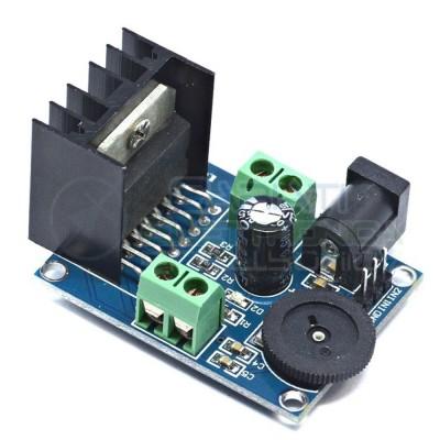Scheda Modulo Amplificatore Audio Stereo 2 canali TDA7297 15W + 15W