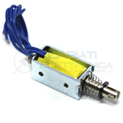 Elettromagnete 12V DC solenoide ZYE1-0530Z ZYE10530Z