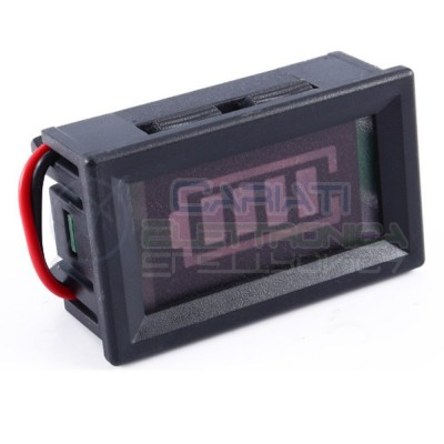 INDICATORE DI CARICA Display led da pannello per batterie al piombo 12V  5,00 €