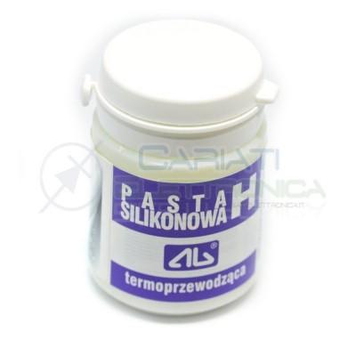 Pasta termoconduttiva termica H in barattolo CPU 100gr 6,00 €