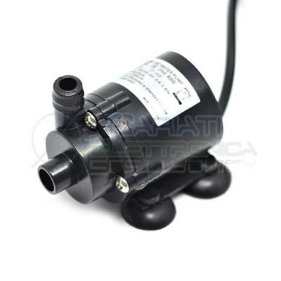 Micro pompa JT-160 jt160 per Acqua Acquario 4 - 6V DC con cavo USB